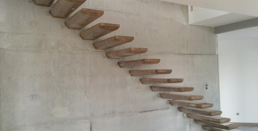 Fabricant escalier sur mesure Ego
